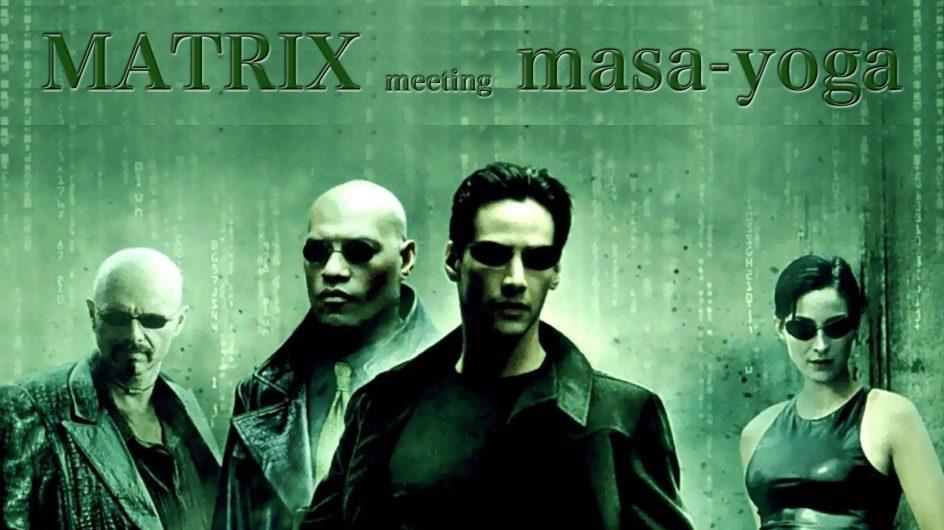 〜Matrix Revisited〜 「マトリックス」の世界をヨガで紐解くワークショップ