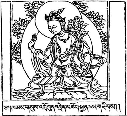 密教瞑想のご紹介|「トンレン瞑想」