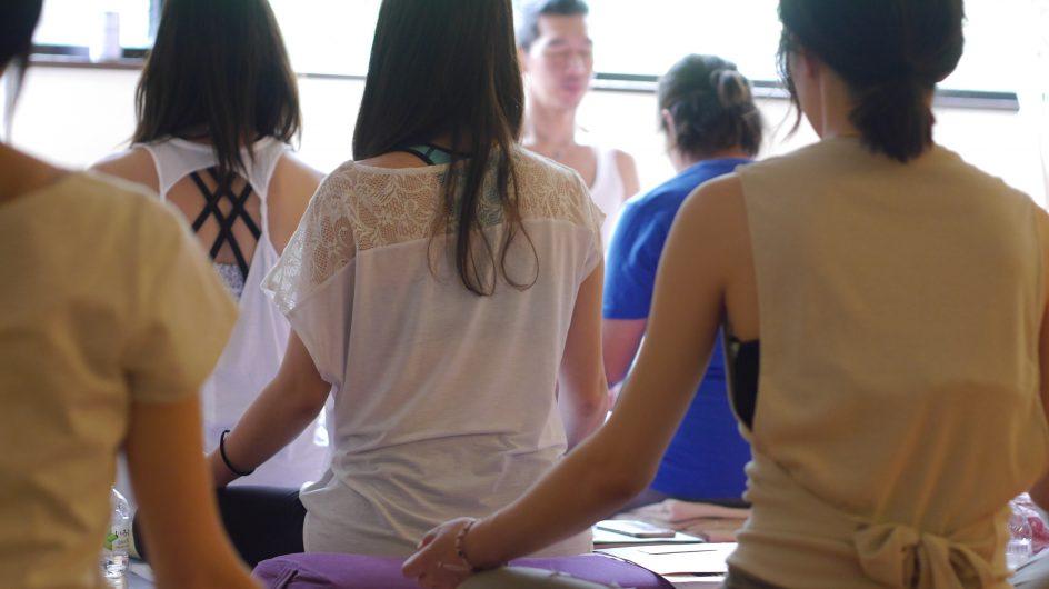 transtyle瞑想実践会開催!