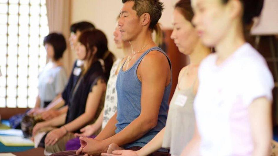 【密教瞑想のご紹介 「トンレン瞑想」】