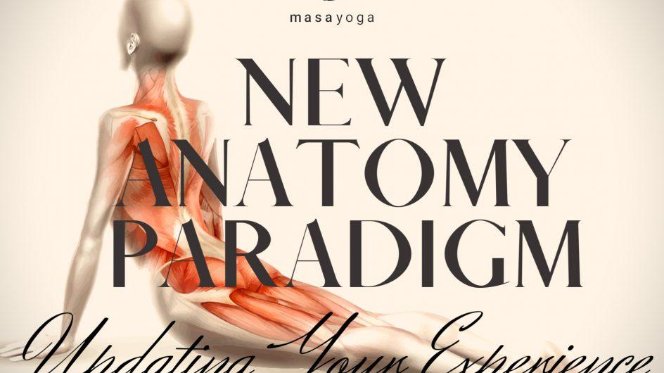 「ニュー・アナトミー・パラダイム」 〜解剖学を一気にアップデート!あなたのアーサナの精度と身体性を劇的に引き上げよう!〜