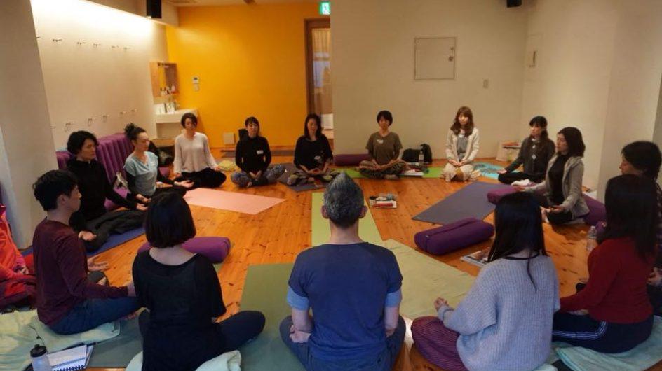 「瞑想講師養成講座」最終日レポート